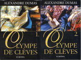 Alexandre DUMAS - Olympe de Cléves I-II. [antikvár]