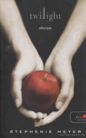 Stephenie Meyer - Twilight - Alkonyat [antikvár]
