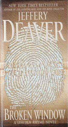 Jeffery Deaver - The Broken Window [antikvár]