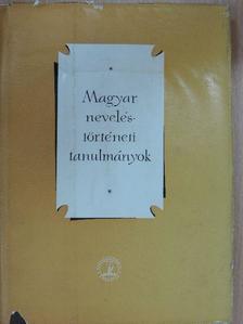 Dr. Heksch Ágnes - Magyar neveléstörténeti tanulmányok [antikvár]