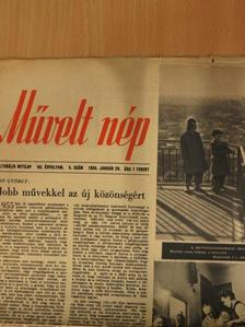 Demeter Imre - Művelt Nép 1956. január 29. [antikvár]