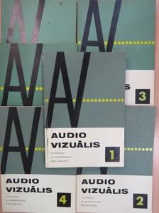 Bencsik István - Audio-vizuális technikai és módszertani közlemények 1967/1-6. [antikvár]