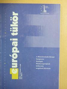 Balogh Tamás - Európai Tükör 2000/3. [antikvár]