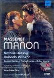 MASSENET - MANON 2DVD PÉREZ, DESSAY, VILLAZÓN, RAMEY