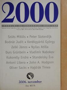Antoni Libera - 2000 2004. november [antikvár]
