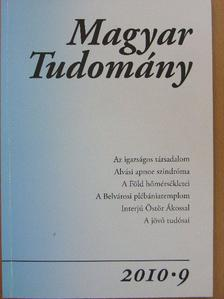 Balogh Gábor - Magyar Tudomány 2010/9. [antikvár]