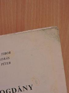 Németh Péter - Nyírbogdány (dedikált példány) [antikvár]