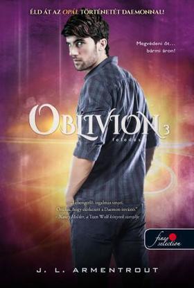 Jennifer Armentrout - Oblivion 3. - Feledés - KÖTÖTT