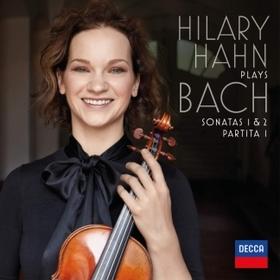 Bach - SONATAS 1 & - PARTITA 1 CD HILARY HAHN