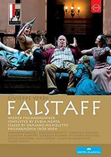 Verdi - FALSTAFF DVD MEHTA