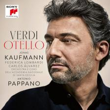 Verdi - OTELLO 2CD KAUFMANN