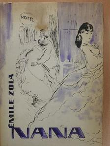 Émile Zola - Nana [antikvár]