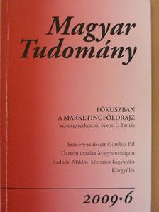 Beluszky Pál - Magyar Tudomány 2009/6. [antikvár]
