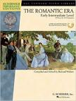 THE ROMANTIC ERA. EARLY INTERMEDIATE LEVEL (AUDIO ACCESS INCLUDED, REC. PERFORMANCES ONLINE)