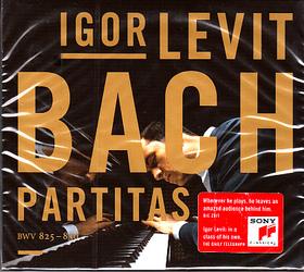 J. S. Bach - PARTITAS 2CD