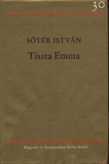 Sötér István - Tiszta Emma [antikvár]