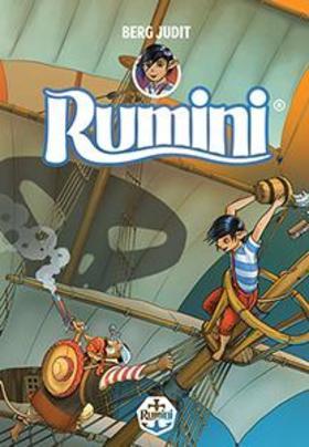 Berg Judit - Rumini - Új borítóval
