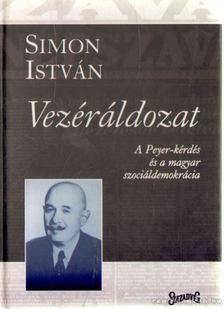 Simon István - Vezéráldozat [antikvár]