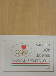 Borbély Pál - Minden idők legjobb magyar sportolója 1991 [antikvár]