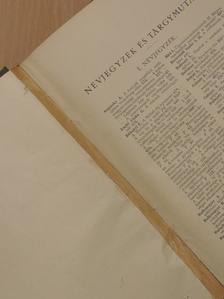 Bábonyi Endre - Természettudományi Közlöny 1931. január-december [antikvár]