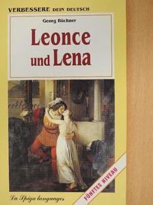 Georg Büchner - Leonce und Lena [antikvár]
