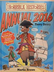 Terry Deary - Horrible Histories Annual 2016 [antikvár]