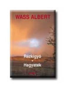 Wass Albert - RÉZKÍGYÓ-HAGYATÉK (KARTONKÖTÉS)