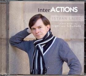 LIGETI,SCHUMANN - INTERACTIONS CD LAJKÓ ISTVÁN