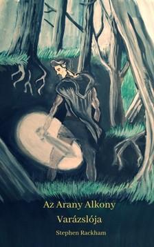 Rackham Stephen - Az Arany Alkony varázslója [eKönyv: epub, mobi]