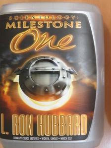L. Ron Hubbard - Scientology: Milestone One - 23 CD-vel [antikvár]