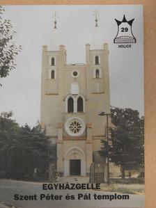 Kovács László - Egyházgelle - Szent Péter és Pál templom [antikvár]