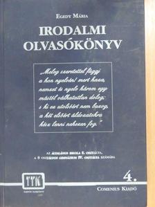 Ady Endre - Irodalmi olvasókönyv IV. (dedikált példány) [antikvár]