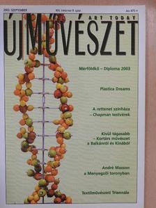 Antal István - Új Művészet 2003. szeptember [antikvár]