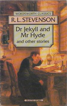 R. L. Stevenson - Dr Jekyll and Mr Hyde and other stories [antikvár]