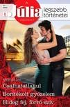 Lee Miranda - A Júlia legszebb történetei 27. kötet (Pókerarc) - Csalhatatlanul, Borítékolt győzelem, Hideg fej, forró szív [eKönyv: epub, mobi]