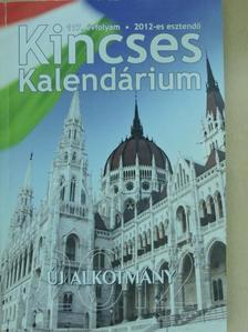 Ady Endre - Kincses Kalendárium 2012 [antikvár]
