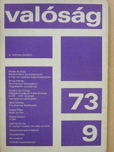 Kosáry Domokos - Valóság 1973. szeptember [antikvár]