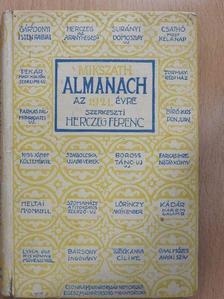 Bársony István - Mikszáth Almanach az 1921-ik évre [antikvár]