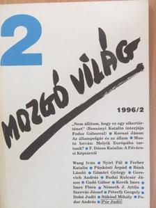 Bánk László - Mozgó Világ 1996. február [antikvár]