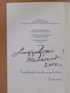 Gláser István - A Szent Gellért egyházközség értesítője 1996/1. (aláírt példány) [antikvár]