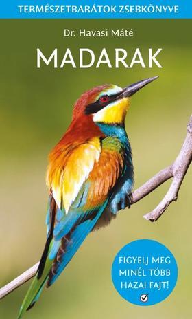 Dr. Havasi Máté - Madarak - Természetbarát zsebkönyv