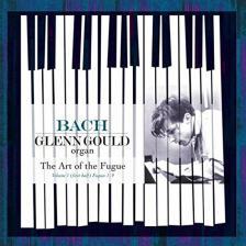 Bach - THE ART OF THE FUGUE VOL 1 LP GLENN GOULD
