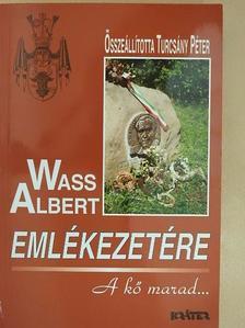 Ajusinszky Béla - Wass Albert emlékezetére - A kő marad... [antikvár]