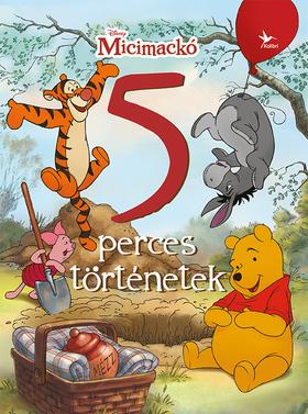Disney - Micimackó - 5 perces történetek