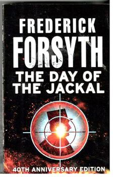 Frederick Forsyth - The Day of the Jackal [antikvár]