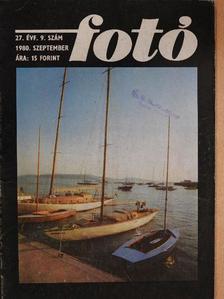 Ábel Péter - Fotó 1980. szeptember [antikvár]