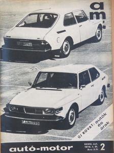 Lelkes Mihály - Autó-motor 1974. január 21. [antikvár]