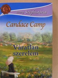 Candace Camp - Váratlan szerelem [antikvár]