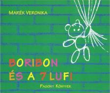 MARÉK VERONIKA- - Boribon és a 7 lufi