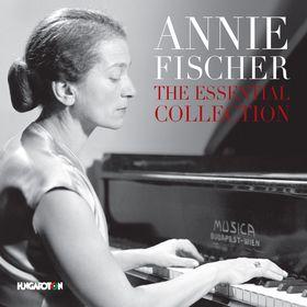 BEETHOVEN,MOZART,LISZT - THE ESSENTIAL COLLECTION CD FISCHER ANNIE